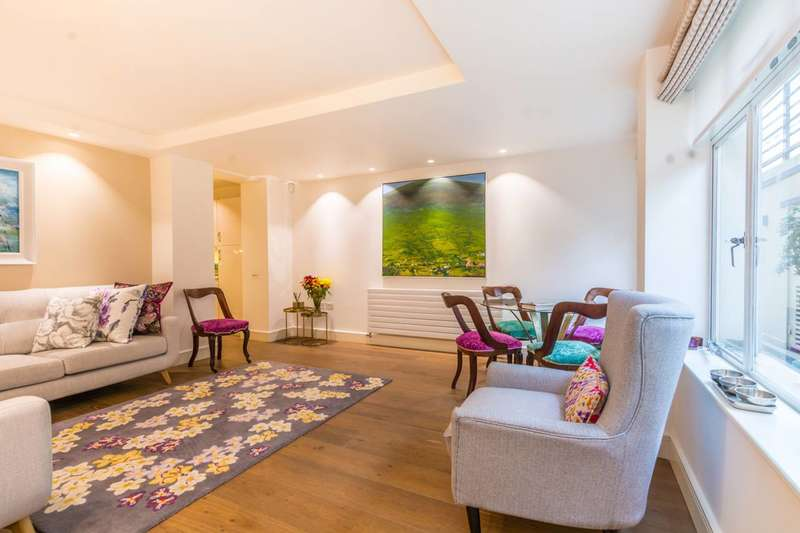 3 Bedrooms Flat for sale in Hyde Park Estate, Westminster, W2