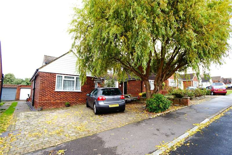 3 Bedrooms Semi Detached Bungalow for sale in Chilton Drive, Higham, Rochester, Kent, ME3
