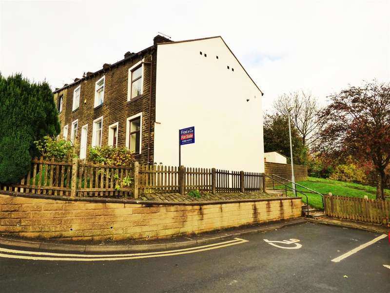 2 Bedrooms End Of Terrace House for sale in Newtown Street, Colne