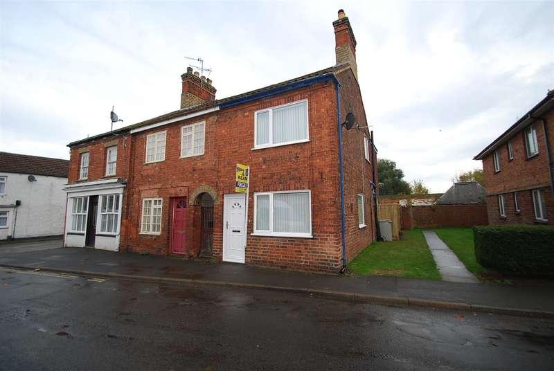 2 Bedrooms Terraced House for sale in St John Street, Wainfleet