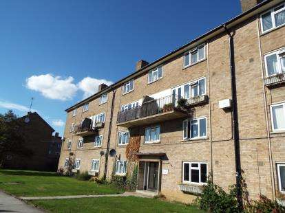2 Bedrooms Flat for sale in Benhall Gardens, Gloucester Road, Cheltenham, Gloucestershire