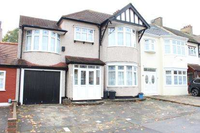 4 Bedrooms Link Detached House for sale in Gants Hill, Essex
