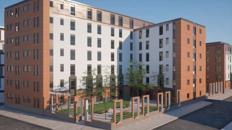 1 Bedroom Apartment Flat for sale in Iliad Street, Liverpool, L5