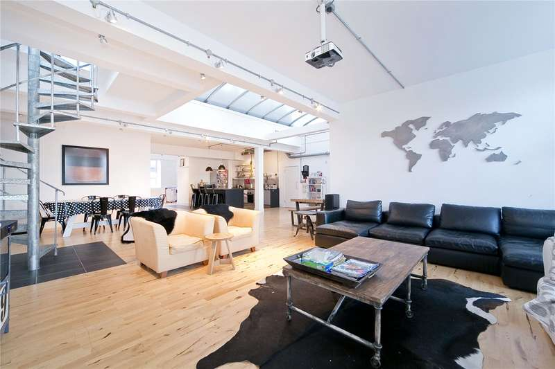 3 Bedrooms Flat for sale in Shepherdess Walk, Islington, N1
