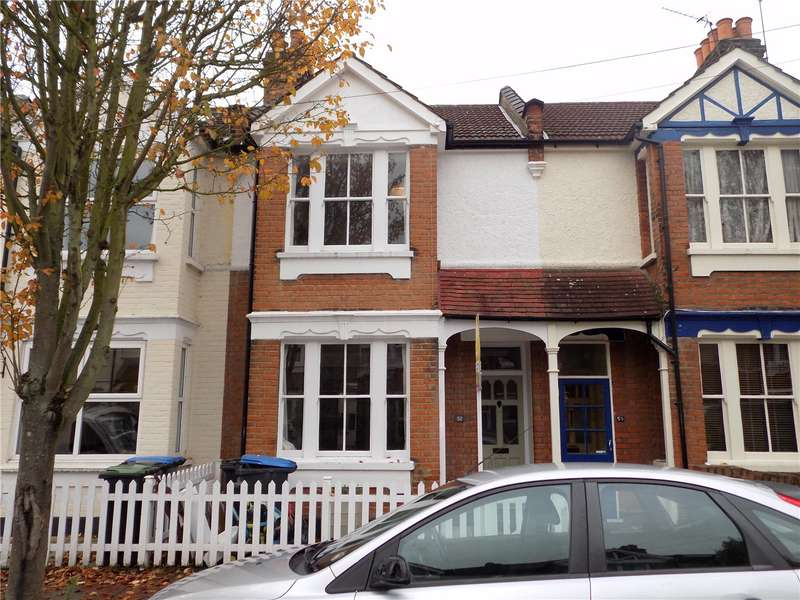 3 Bedrooms Terraced House for sale in Kynaston Road, Enfield, EN2