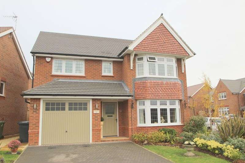4 Bedrooms Detached House for sale in Glebe Road, Alcester