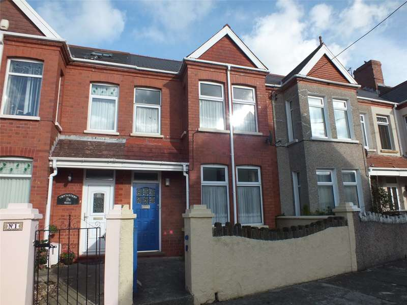 3 Bedrooms Terraced House for sale in Nantucket Avenue, Milford Haven, Pembrokeshire