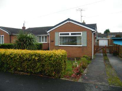 2 Bedrooms Bungalow for sale in Meadow Lane, Moulton, Northwich, Cheshire