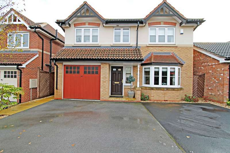 4 Bedrooms Detached House for sale in 2 Hutton Bank