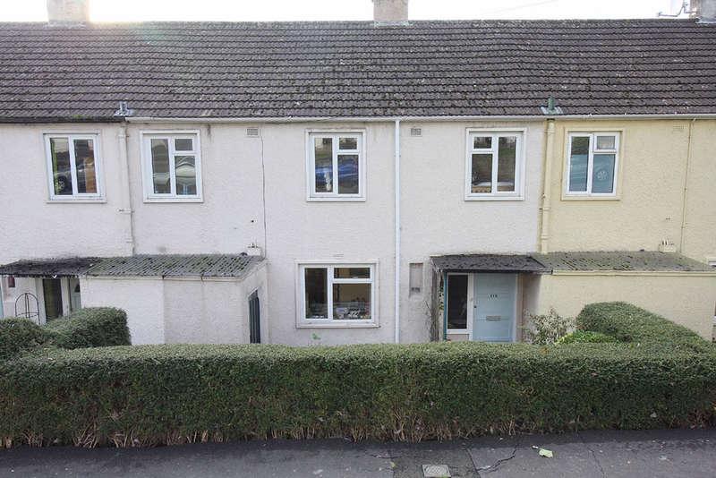 3 Bedrooms Terraced House for sale in Elmhurst Estate, Batheaston