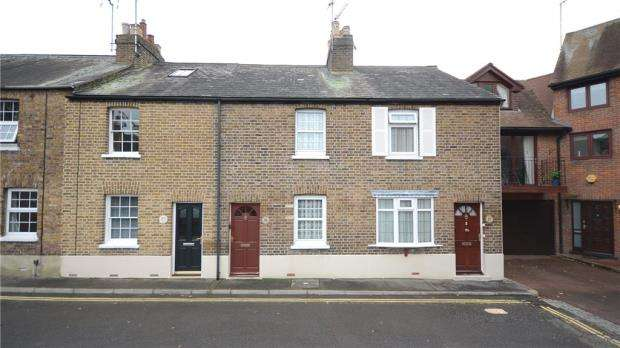 2 Bedrooms Terraced House for sale in King Stable Street, Eton, Windsor