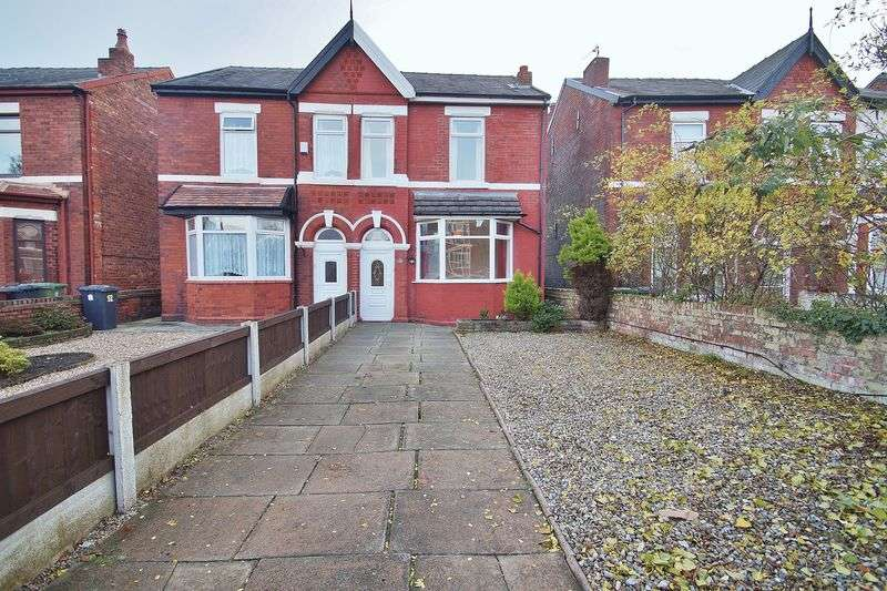 3 Bedrooms Semi Detached House for sale in Oak Street, Southport