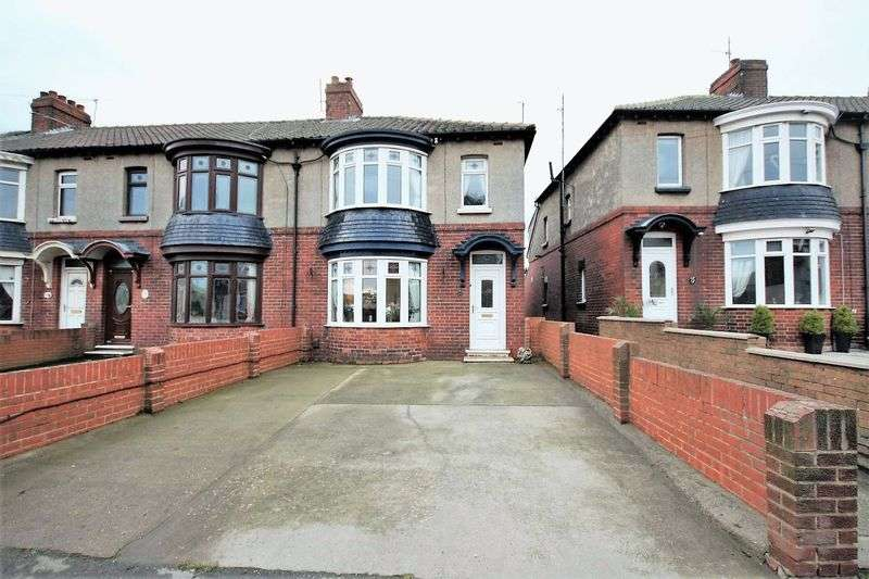 3 Bedrooms Terraced House for sale in Brotton Road, Carlin How
