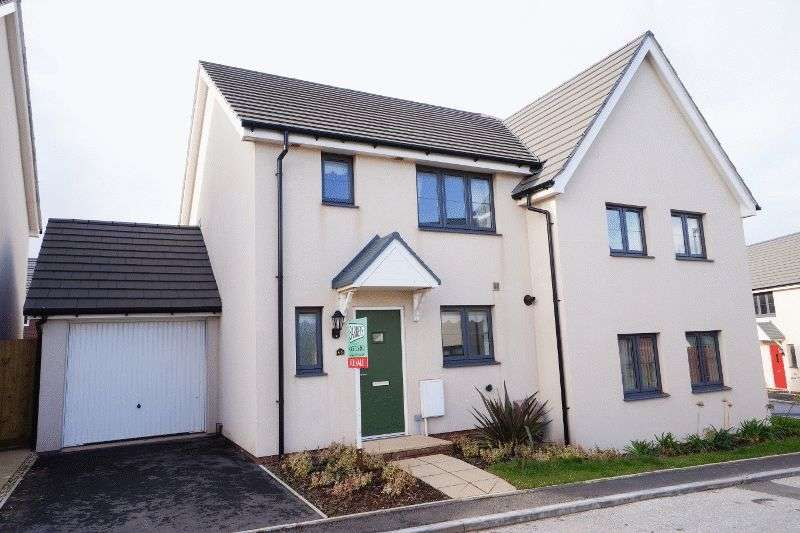 3 Bedrooms Semi Detached House for sale in Mimosa Way, PAIGNTON - Ref: AB65