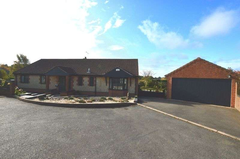 4 Bedrooms Detached Bungalow for sale in Old School Close, Ellistown