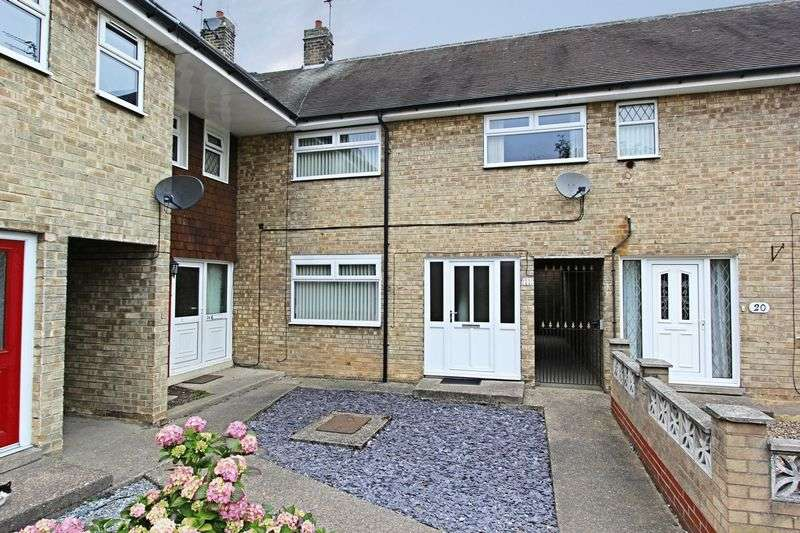 3 Bedrooms Terraced House for sale in Lashbrook Garth, Hull