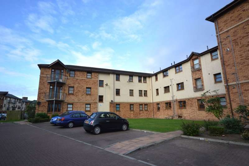 2 Bedrooms Flat for sale in Deas' Wharf, Kirkcaldy, KY1