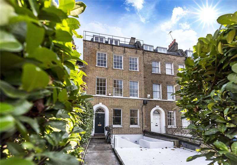 5 Bedrooms Flat for sale in Kennington Park Road, London, SE11