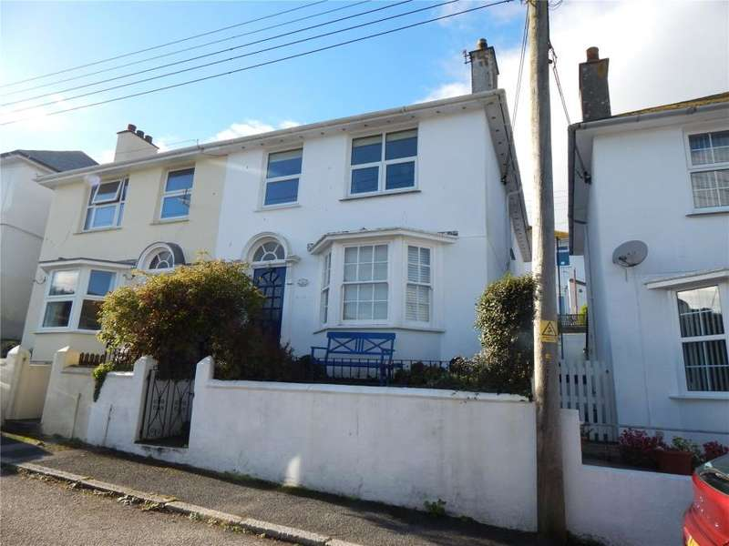 3 Bedrooms End Of Terrace House for sale in Park Road, Newlyn, Penzance