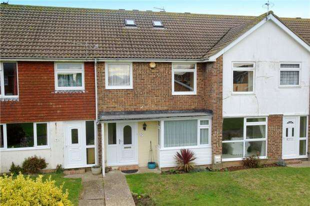4 Bedrooms Terraced House for sale in The Winter Knoll, Littlehampton, West Sussex, BN17