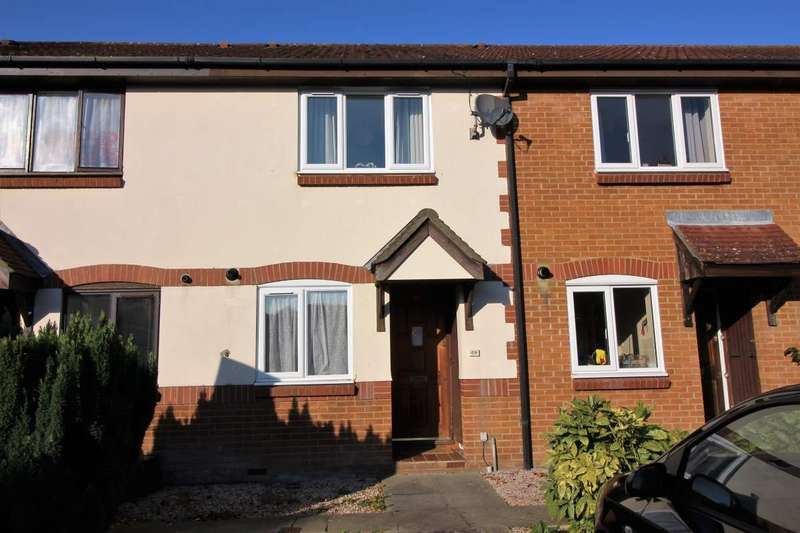 2 Bedrooms Terraced House for sale in Wordsworth Mead, Redhill, RH1