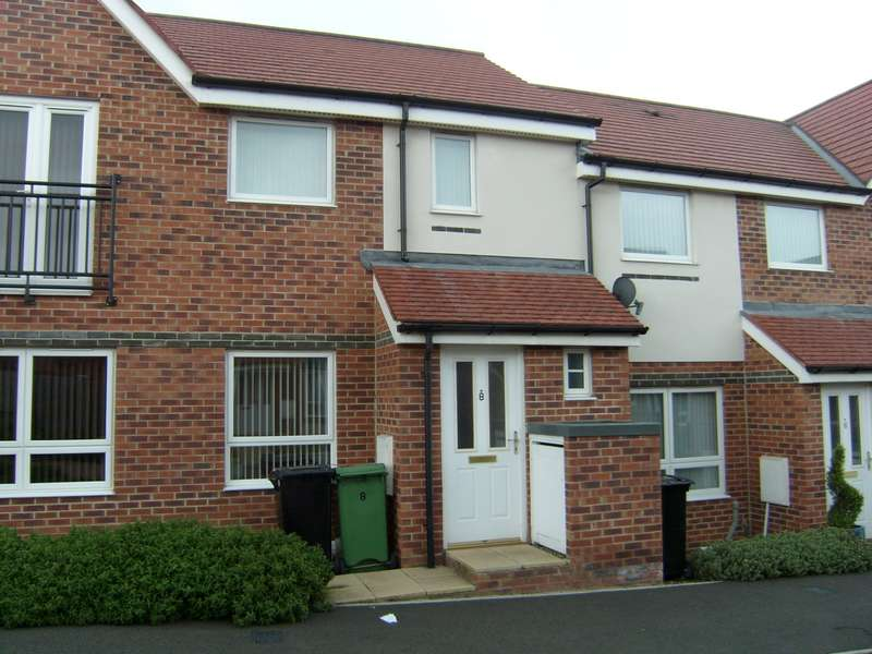 2 Bedrooms House for rent in Patterson Way, Ashington