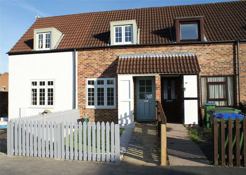 2 Bedrooms Terraced House for sale in West Palace Gardens, Weybridge, Surrey, KT13