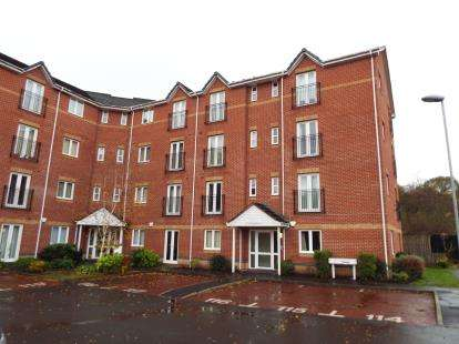 1 Bedroom Flat for sale in Waterside Gardens, Bolton, Greater Manchester, BL1
