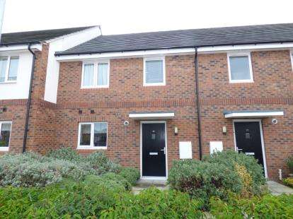 3 Bedrooms Town House for sale in Willowbank Road, Hinckley, Leicestershire