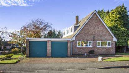 3 Bedrooms Detached House for sale in Chestnut Drive, Bushby, Leicester, Leicestershire