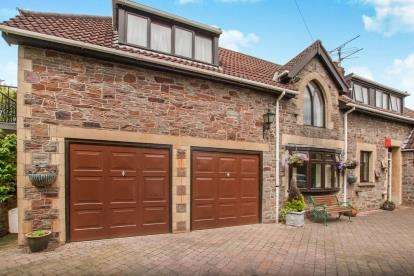 3 Bedrooms Detached House for sale in Beckspool Road, Frenchay, Bristol, Gloucestershire