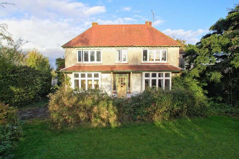 4 Bedrooms Detached House for sale in Elm Grove, Barnham, Bognor Regis