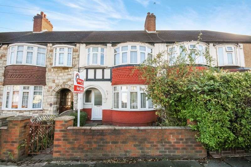 3 Bedrooms Terraced House for sale in Ribblesdale Avenue, Northolt
