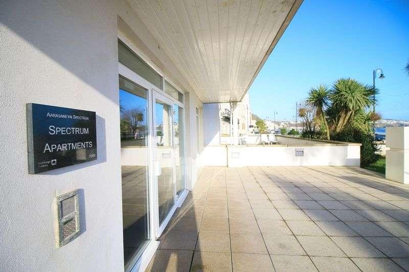 Flat for sale in 33 Spectrum Apartments, Central Promenade, Douglas IM2 4LL