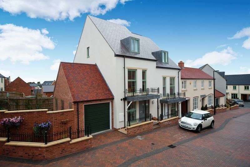 3 Bedrooms Terraced House for sale in St Johns Walk, Lawley Village