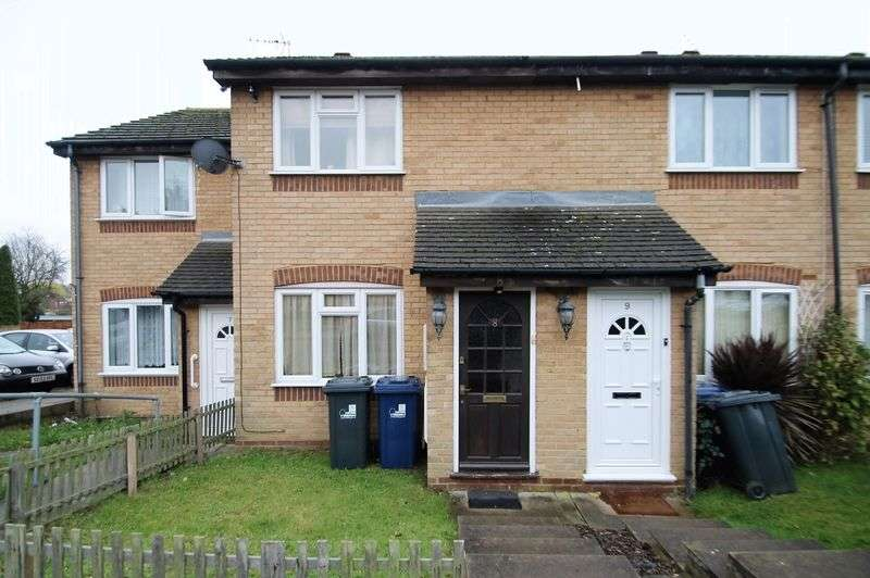 2 Bedrooms Terraced House for sale in Hornbeam Close, Northolt