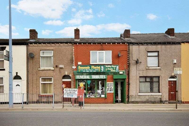 1 Bedroom Commercial Property for sale in Manchester Road East, Manchester