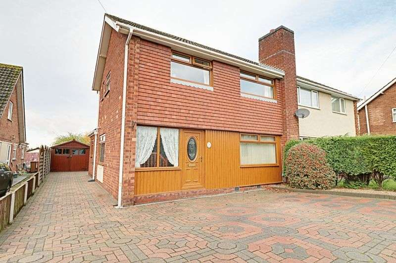 3 Bedrooms Semi Detached House for sale in Dewsbury Avenue, Scunthorpe