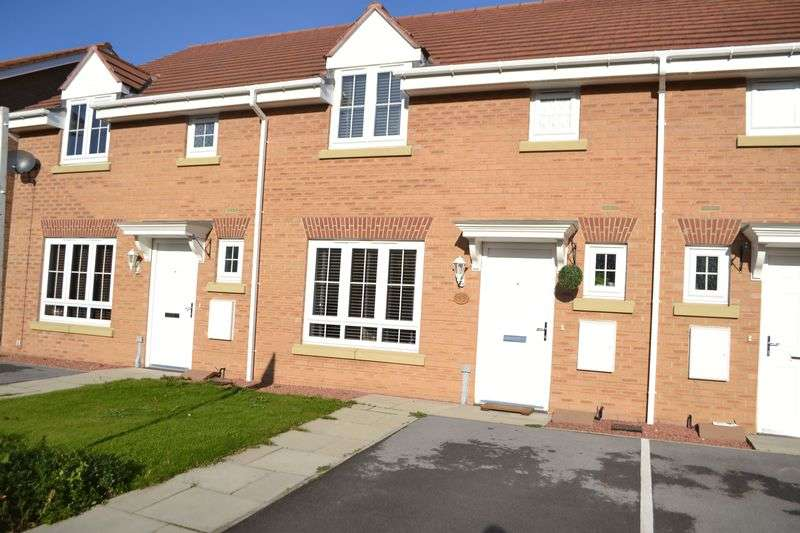 3 Bedrooms Terraced House for sale in Sunningdale Way, Gainsborough