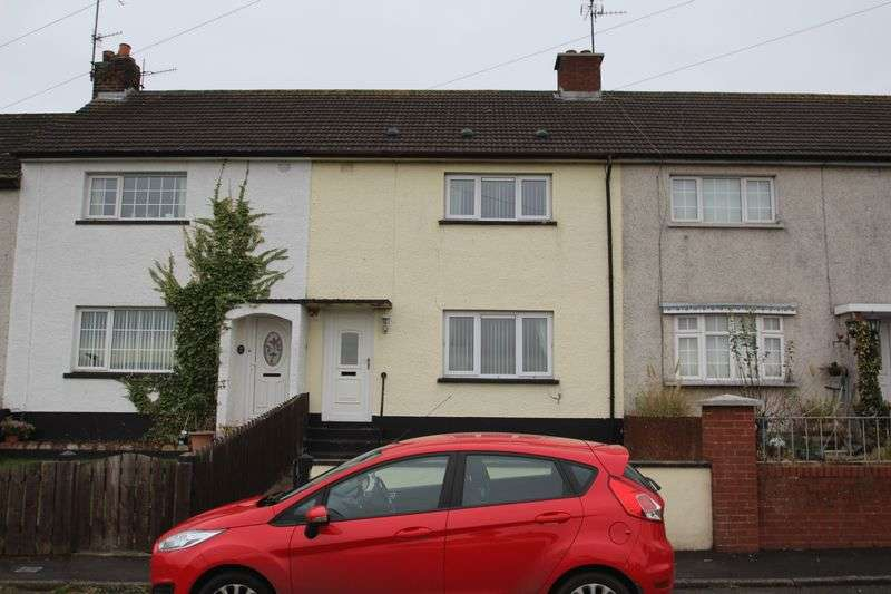 3 Bedrooms Terraced House for sale in 10, Stewarts Terrace, Portadown