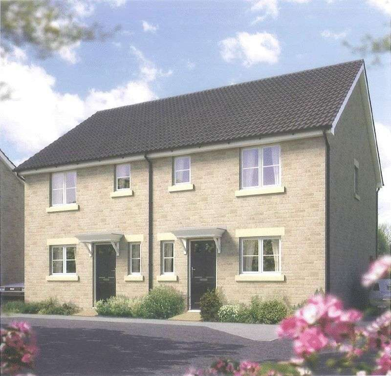 3 Bedrooms Semi Detached House for sale in A brand new development at Centurion View , Gloucester GL3 4SH