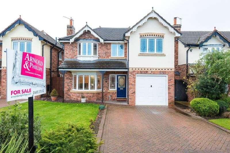 4 Bedrooms Detached House for sale in Greenfield Road, Scarisbrick