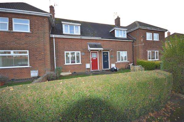 2 Bedrooms Terraced House for sale in STUDFALL AVENUE, CORBY