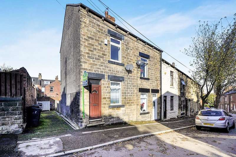 2 Bedrooms Property for sale in Spring Street, Barnsley, S70