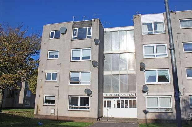 2 Bedrooms Flat for sale in Nelson Place, Ayr