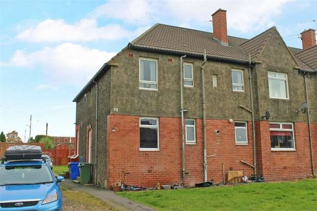 4 Bedrooms Flat for sale in Emrys Avenue, Cumnock, East Ayrshire