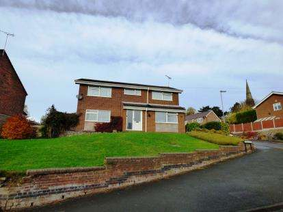 5 Bedrooms Detached House for sale in Church Hill Street, Burton-On-Trent, Staffordshire