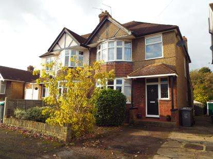 3 Bedrooms Semi Detached House for sale in Oakmere Avenue, Potters Bar, Hertfordshire, Potters Bar
