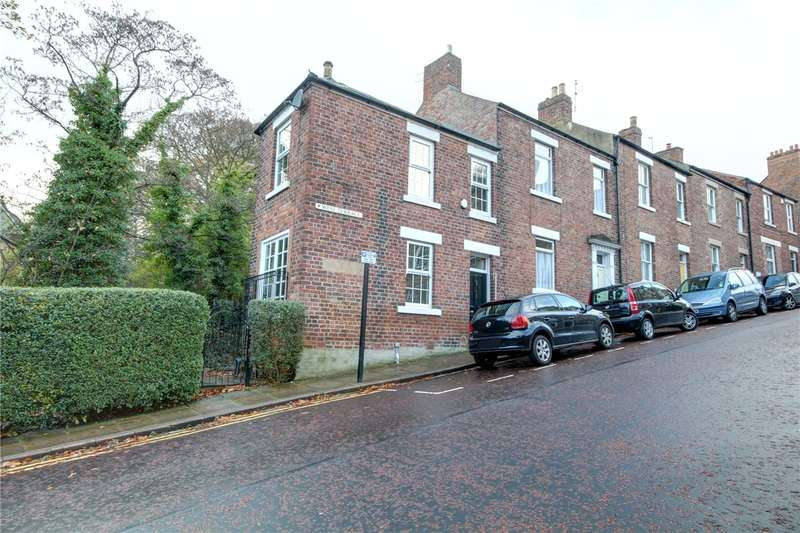 2 Bedrooms End Of Terrace House for sale in West Terrace, Durham City, DH1