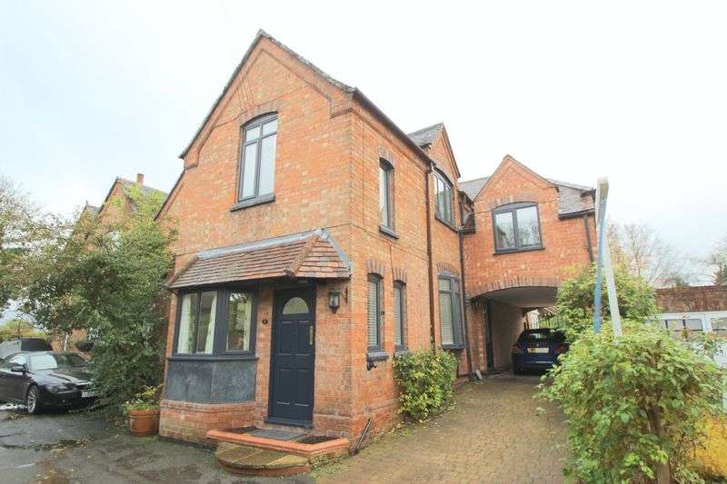 4 Bedrooms Semi Detached House for sale in Tavern Lane, Shottery, Stratford-Upon-Avon